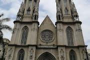 Sao Paulo Cathedral, Praça da Sé, Sé, Sao Paulo