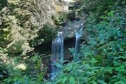 Weiler-Simmerberg: Scheidegger waterfalls