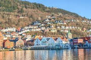 Bergen: Bryggen Historic Center