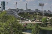 Olympiapark Munich, Spiridon-Louis-Ring, Munich, Germany