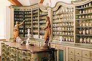 German Pharmacy Museum, Heidelberg, Germany