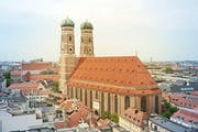 Frauenkirche, Frauenplatz, Munich, Germany