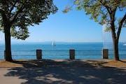 Konstanz: Stroll along the lake shore