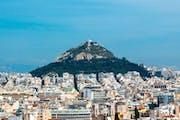 Likavittos, Athens, Greece