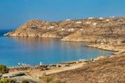 Mykonos: Explore beaches and go swimming