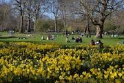 St. James Park, London, UK