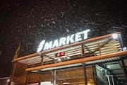 S-market Ivalo, Petsamontie, Inari, Finland