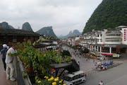 Yangshuo: Walk through Yangshou