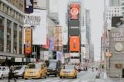 Times Square, Manhattan, NY, USA