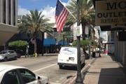 Miami: Stroll through downtown Miami