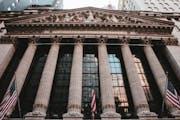 Wall Street, New York, NY, USA