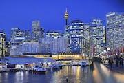 Darling Harbor, Sydney, NSW, Australia
