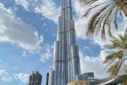 Burj Khalifa, Sheikh Mohammed bin Rashid Boulevard, Dubai, United Arab Emirates