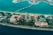 The Palm Jumeirah, Dubai, United Arab Emirates