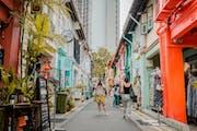 Haji Lane, Singapore