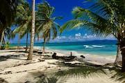 San Blas Inseln: San Blas Beach