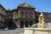 Via Teatro Massimo, Catania, Province of Catania, Italy