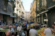 Catania:  La Pescheria