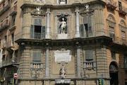 Quattro Canti, Via Vittorio Emanuele, Palermo, Province of Palermo