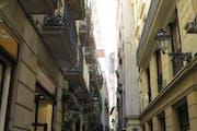 Barcelona: Old town barcelona