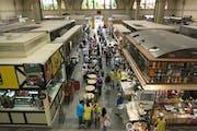 Municipal Market, Rua Cantareira, Centro Histórico de São Paulo, São Paulo