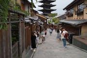 Hōkan-ji Temple - Yasaka-no-Tou, 388 清水 八 坂 上 町, Higashiyama Ward, Kyoto