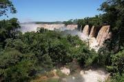 Iguazu Falls, Misiones Province, Argentina