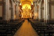 Catedral Metropolitana, San Martín, Buenos Aires, Argentina