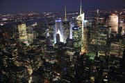 Empire State Building, New York, NY, USA