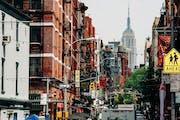 Little Italy, Manhattan, New York, NY