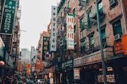 Chinatown, Manhattan, New York, NY
