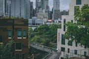 Brooklyn Heights Promenade, Pierrepont Place, Brooklyn, NY