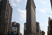 Flatiron Building, 5th Avenue, New York, NY