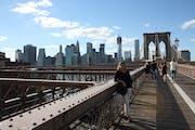 Brooklyn Bridge, Brooklyn Bridge, New York, NY
