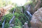 Fonts de l'Algar, Pda. Algar, Spain