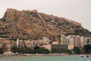 Moraira: Day trip to Alicante