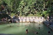 Air Panas Banjar Hot Spring, Banjar, Buleleng Regency, Bali