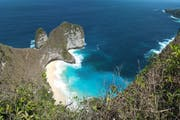 Kelingking Beach, Bunga Mekar, Klungkung Regency, Bali