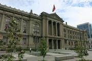 Palacio de La Moneda, Moneda, Santiago, Chile