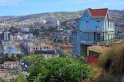 Santiago de Chile: Day trip to Valparaiso