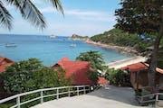 Koh Tao: Aow leuk Beach