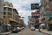 Khaosan Road, Talat Yot, Phra Nakhon, Bangkok