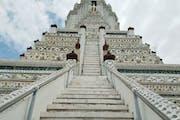 Wat Arun, Bangkok Yai, Bangkok, Thailand