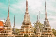 Wat Phra Chetuphon (Wat Pho - Temple of the Reclining Buddha), Sanam Chai Road, Phra Borom Maha Ratchawang, Phra Nakhon
