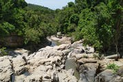Than Sadet Waterfall National Park, Ban Tai, Ko Pha-ngan District, Surat Thani