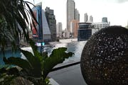 Bangkok: Relax by the pool