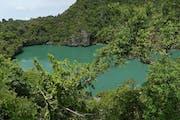 Mu Koh Angthong National Marine Park, Ang Thong, Ko Samui District, Surat Thani