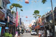 George Town:  Explore old town of George Town