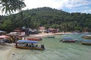 Pulau Perhentian Kecil, Terengganu, Malaysia