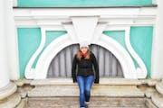 Hermitage, Palace Square, Saint Petersburg, Russia